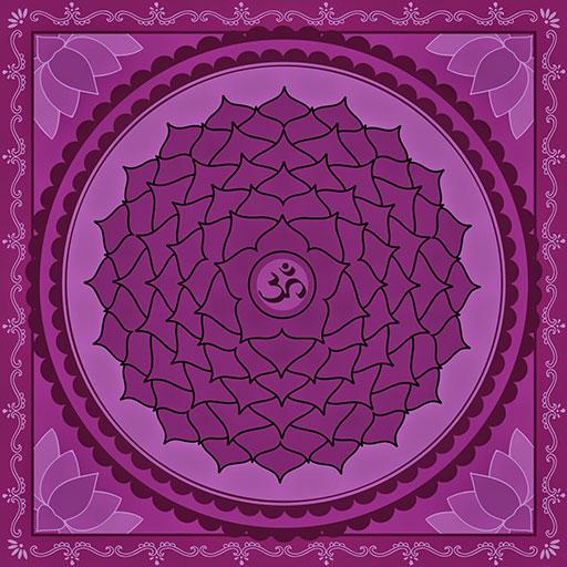 Settimo Chakra - Sahasrara, Chakra della Corona, Loto dai mille petali