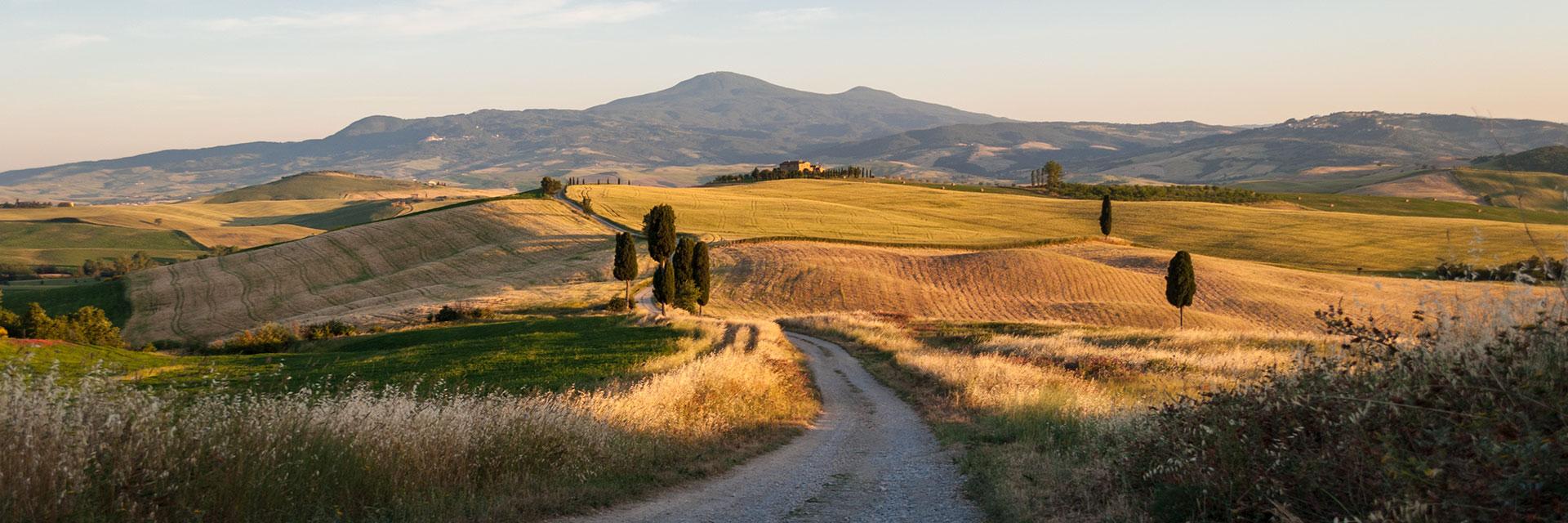 Associazione Culturale Olistica Giove's Way - Montalcino, Val d'Orcia, Grosseto