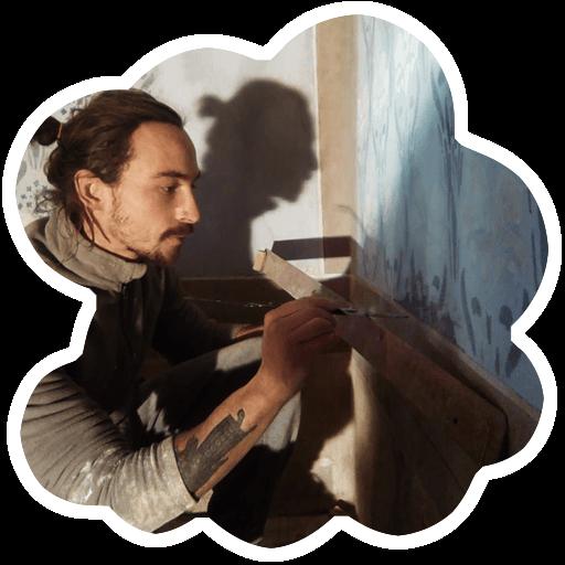 Axel Dermaut - Alla scoperta della calce
