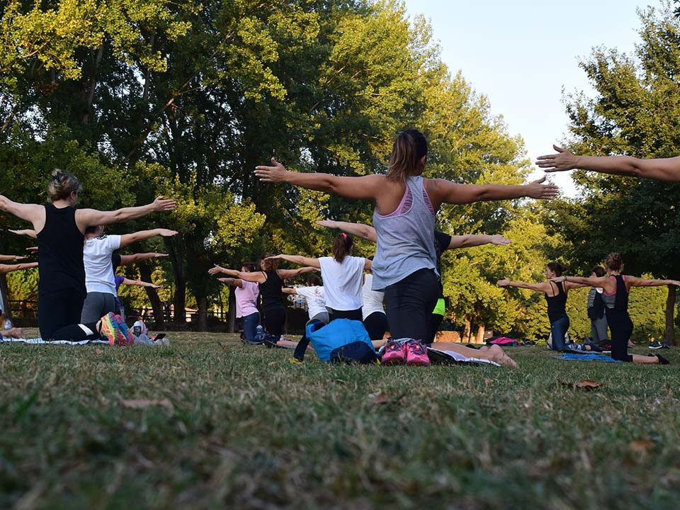 Pilates - tonificazione, postura