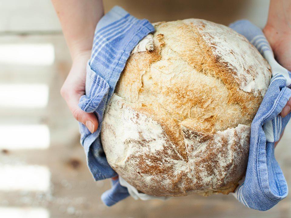 Il pane come cultura - Martina Milano, Giove's Way