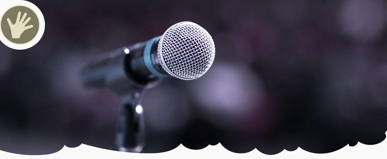 Trova la tua voce - Corso di Public Speaking